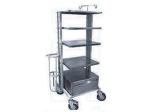 Monitor Trolley M.S. / S.S.